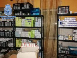medicamentos ilegales