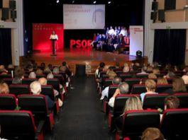 Presentación candidatura PSOE Moncada