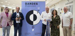 Presentación del 43 Certamen Bandas Diputación Valencia.  (Foto-Abulaila)