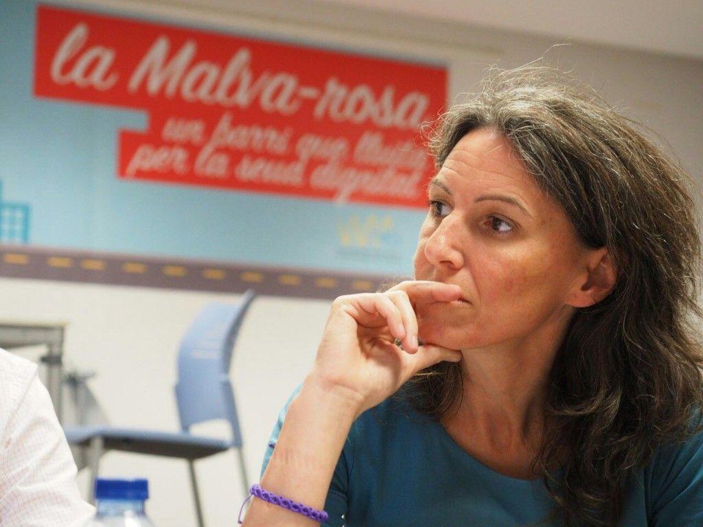 Valencia Undes Podem María Oliver (1)