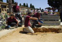 exhumació fosa Paterna