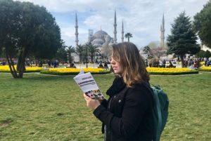 Cada mirada es única en Turquía.