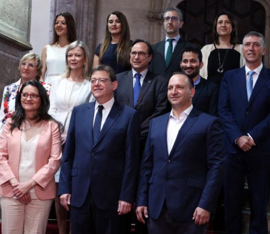 Nuevo Consell Ximo Puig