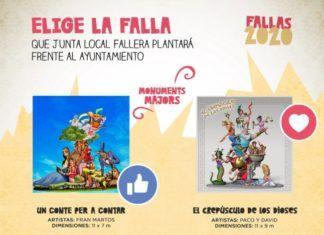 Elección Fallas Paterna
