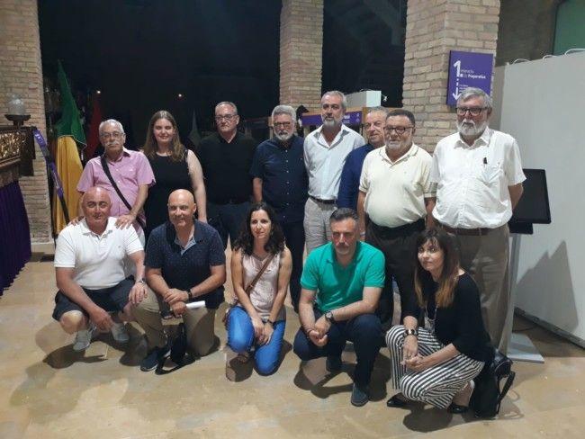 Nueva Junta Mayor semana Santa Marinera