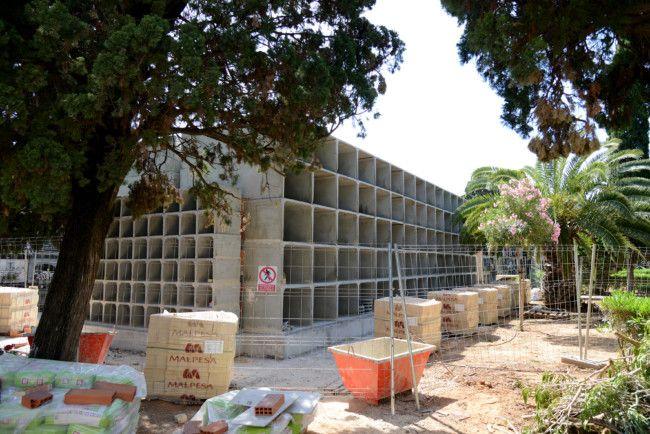 Paiporta cementerio obras
