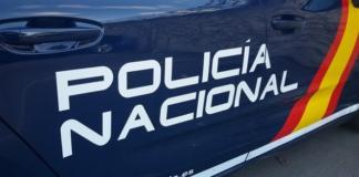 Policia Nacional logo coche