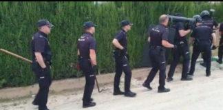 Policia Nacional marihuana Valencia