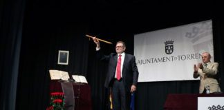 Torrent Jesús Ros nuevo alcalde
