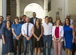 Acuerdo de gobierno Diputación