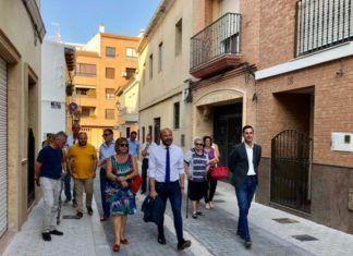 Gaspar i Bielsa visitan Picassent