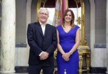 Joan Ribo y Sandra Gomez