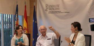 Josep Almudever homenaje conselleria