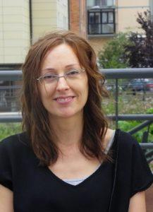 Laura Vera, psicóloga.