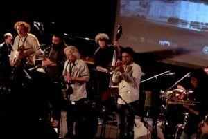 Perico Sambeat dirige un ensemble compuesto por algunos de los mejores músicos residentes en la Comunidad Valenciana.