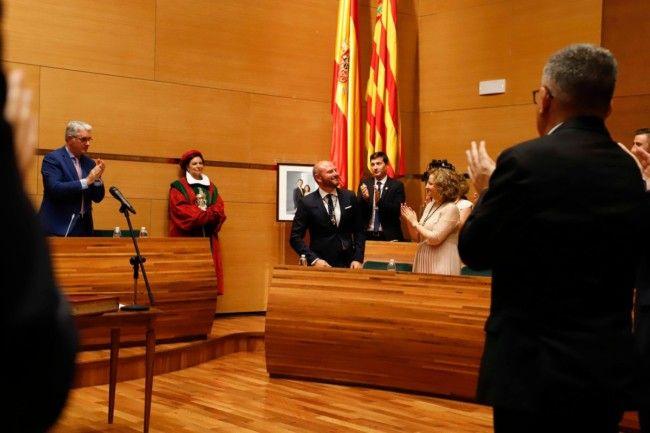 Toni Gaspar nuevo presidente de la Diputación