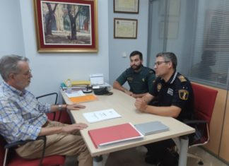 albal agradece colaboracion Guardia Civil reyerta fiestas