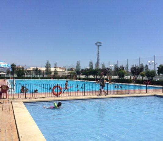 tavernes blanques piscina