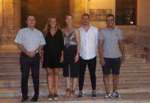 Diputados Ciudadanos fiestas Paterna 2019