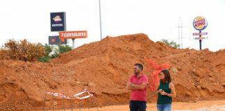 Los trabajos de construcción del nuevo centro de rendimiento deportivo de Torrent