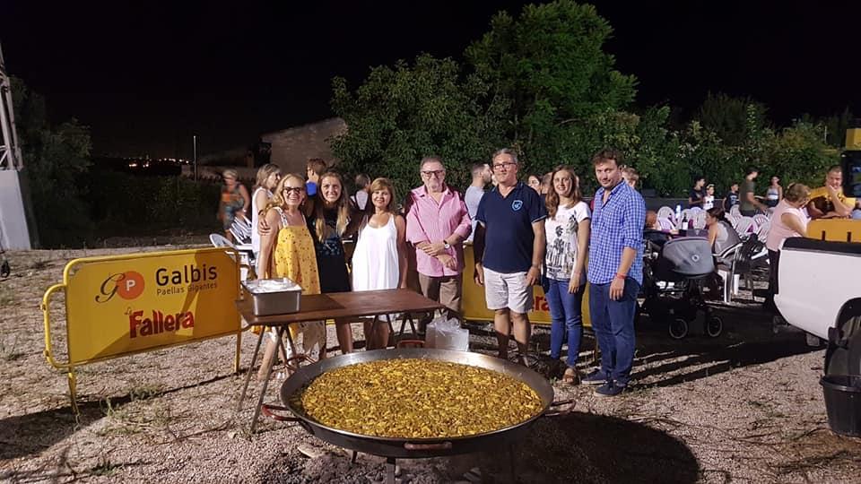San Juan Bosco torrent fiestas
