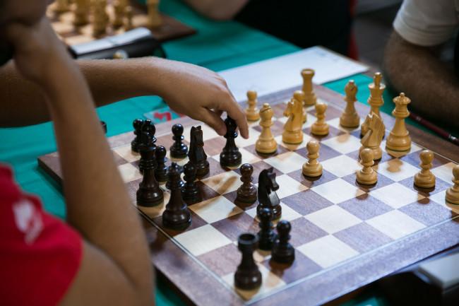 ajedrez torneo