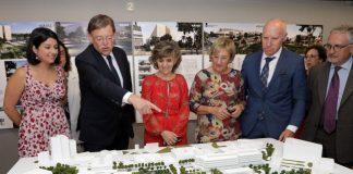 Las obras del centro de especialidades en la antigua Fe empiezan en noviembre