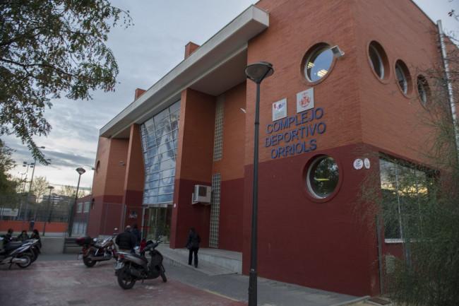 centro deportivo Orriols