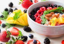 frutas dietas nutrición