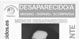 localizada desaparecida Torrent