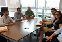 Reunión conselleria Vivienda y ayuntamiento de Torrent