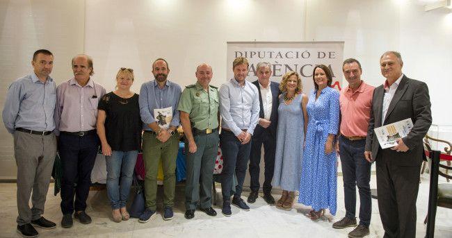 Presentacion Volta ciclista provincia de Valencia