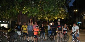 Soterranya semana de la movilidad marcha nocturna