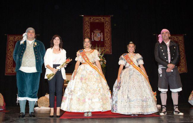exaltacion Falleras Mayores Paiporta
