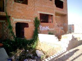 Albal edifici abandonat