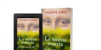 El escritor de Alboraya Vicente Raga coloca su quinta novela como número uno de ventas de Amazon