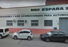 NRF ESpaña Sede Sedaví