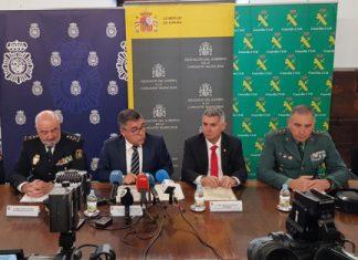 delegacion gobierno fuerzas y cuerpos seguridad estado