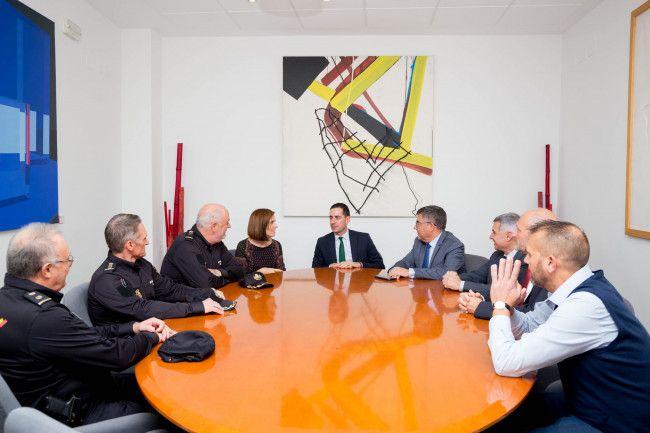 nuevo jefe superior de la Policía en la Comunitat Valenciana Mislata