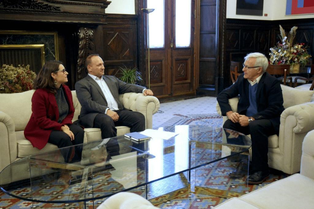 Joan Ribo y Ruben Martínez Dalmau