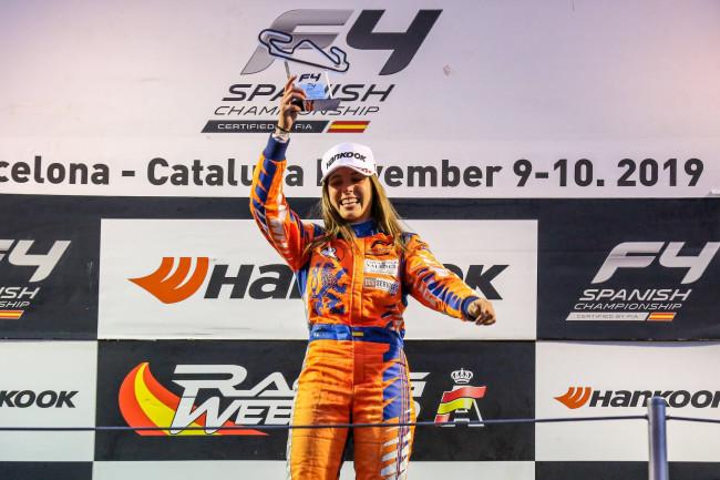 Nerea Martí piloto W Series
