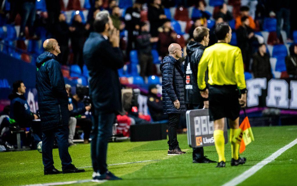 Paco Lopez partido RCD Mallorca
