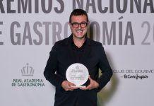 Ricard camarena premio nacional gastronomia mejor chef