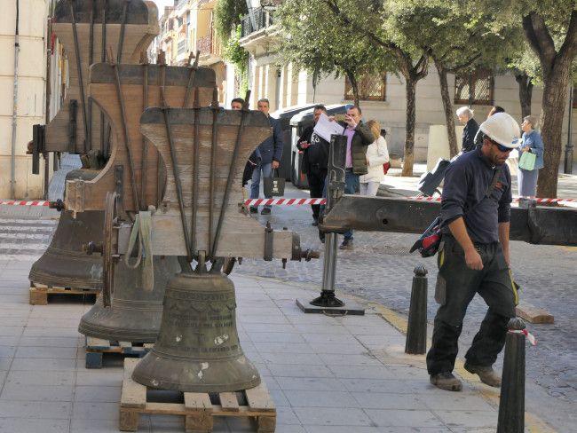 restauracion campanas Alboraya
