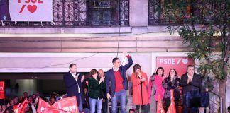 psoe victoria electoral 10N