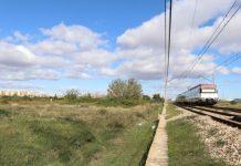futura estación tren Albal