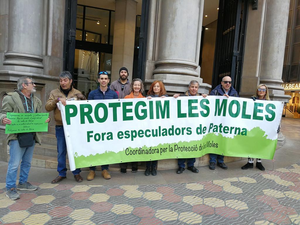 Protegim Les Moles de Paterna