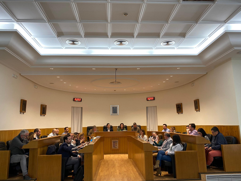 Pleno 20 diciembre Paterna