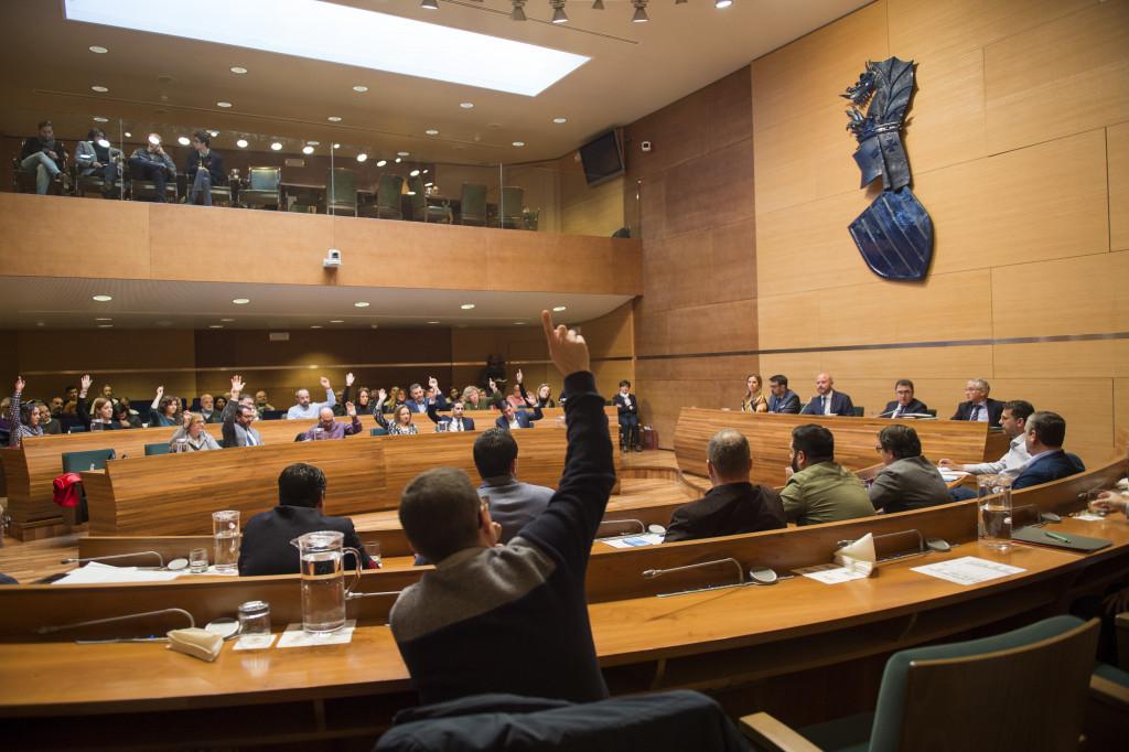 Pleno extraordinario Presupuestos Doputacion 2020
