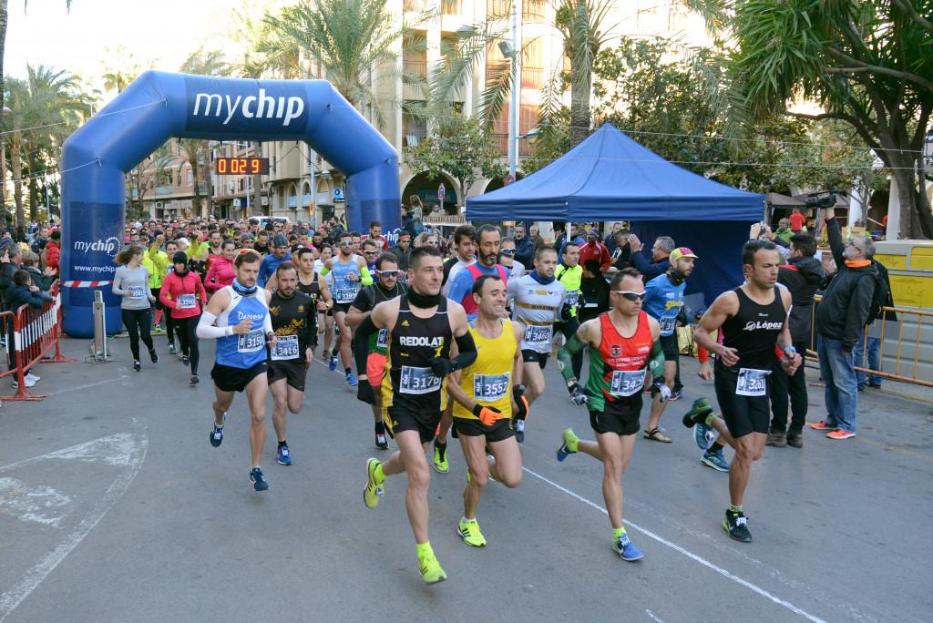 Quarta i Mitja maraton Paiporta Picanya